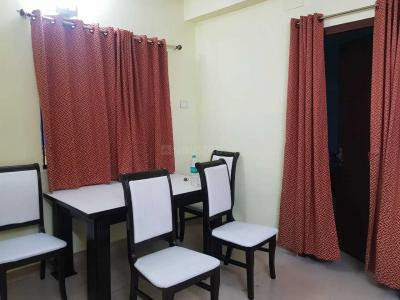 Gallery Cover Image of 1450 Sq.ft 3 BHK Apartment for rent in Kaikhali for 30000