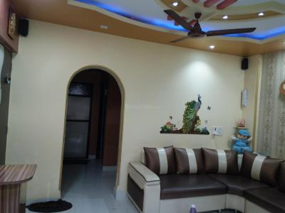Gallery Cover Image of 420 Sq.ft 1 BHK Apartment for rent in Airoli for 18000