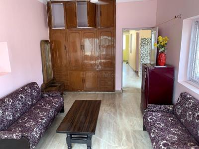Gallery Cover Image of 550 Sq.ft 1 BHK Independent House for rent in Janakpuri for 20000