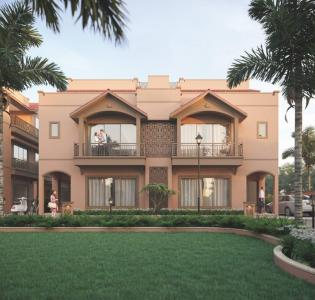 Gallery Cover Image of 2470 Sq.ft 4 BHK Villa for buy in Labh Nirant, Kudasan for 28500000
