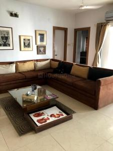 Gallery Cover Image of 1800 Sq.ft 3 BHK Apartment for rent in Shrachi Greenwood Sonata, Rajarhat for 40000