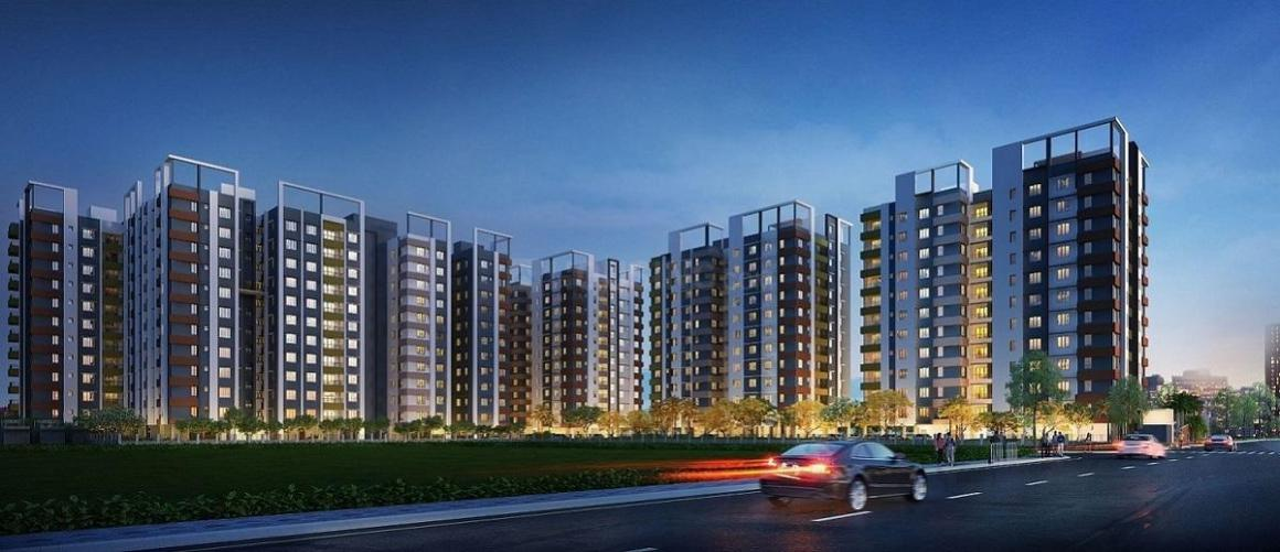 Building Image of 670 Sq.ft 2 BHK Apartment for buy in Sodepur for 2866625