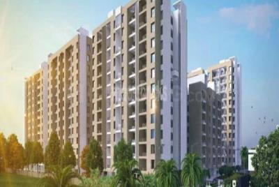 Gallery Cover Image of 1027 Sq.ft 2 BHK Apartment for buy in Pebbles Urbania, Bavdhan for 6700000