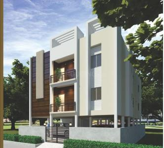 Gallery Cover Image of 940 Sq.ft 2 BHK Apartment for buy in Villivakkam for 6900000