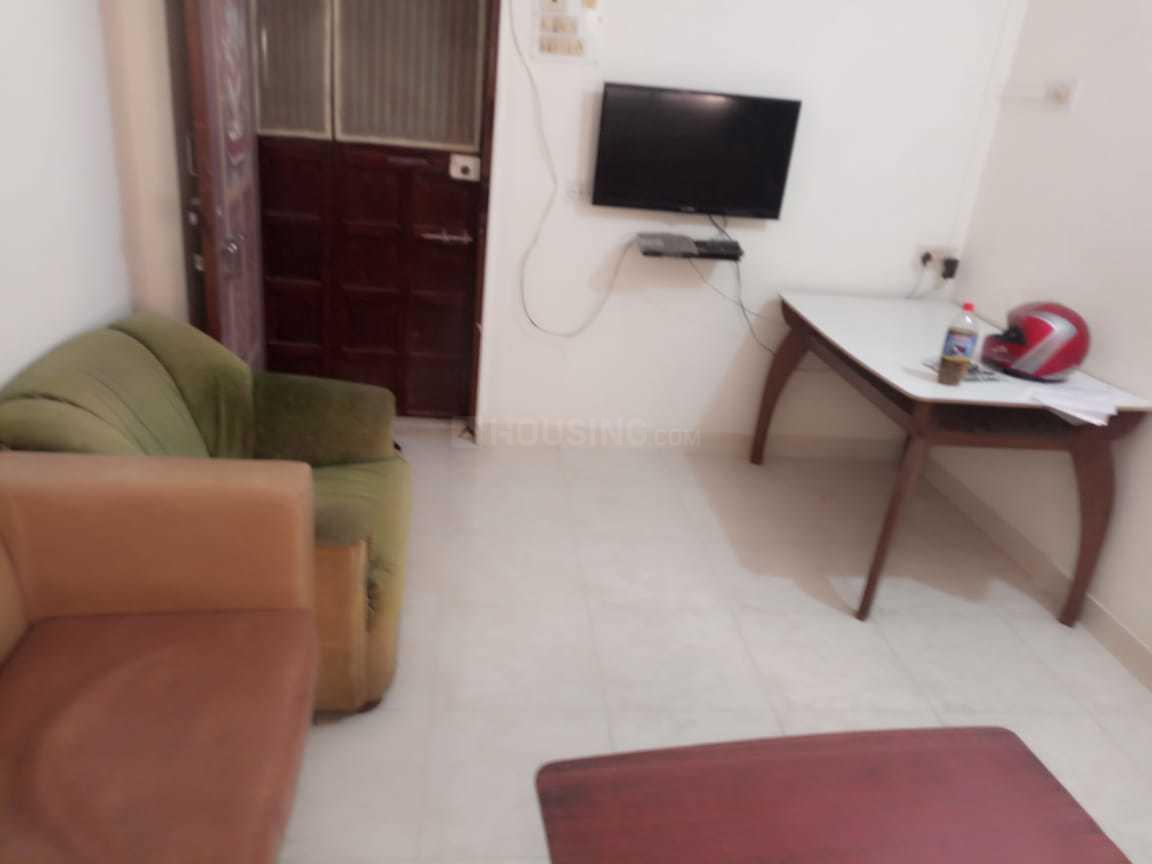 Living Room Image of 550 Sq.ft 1 BHK Apartment for rent in Andheri West for 45000