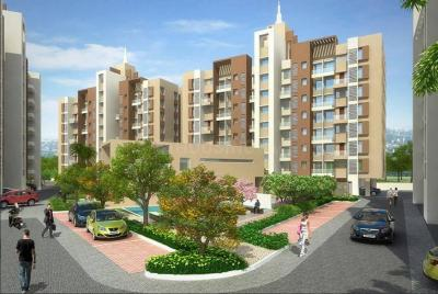 Gallery Cover Image of 433 Sq.ft 1 BHK Apartment for buy in Gada Nithyam, Charholi Kurd for 1800000