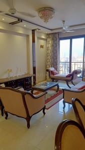 Gallery Cover Image of 1070 Sq.ft 2 BHK Apartment for rent in Hiranandani Garden Eternia, Powai for 72000