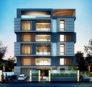 Gallery Cover Image of 2944 Sq.ft 3 BHK Apartment for buy in Amara Ananya, Kottivakkam for 41400000