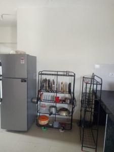 Kitchen Image of Shree Ganesh Paying Guest Services in Hinjewadi