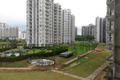 Gallery Cover Image of 1895 Sq.ft 2 BHK Apartment for rent in Microtek Greenburg, Sector 86 for 25000