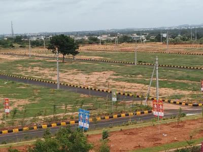 1800 Sq.ft Residential Plot for Sale in Mokila, Hyderabad