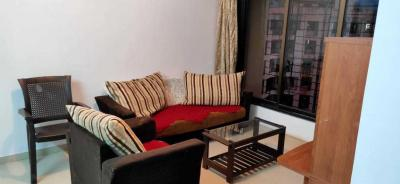 Gallery Cover Image of 680 Sq.ft 1 BHK Apartment for rent in Andheri East for 29000
