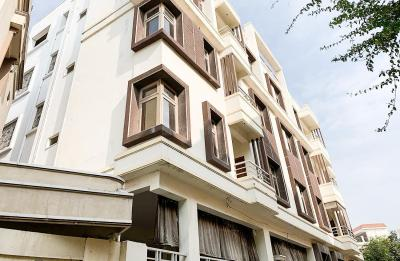 Gallery Cover Image of 1800 Sq.ft 3 BHK Apartment for rent in Shaikpet for 20000