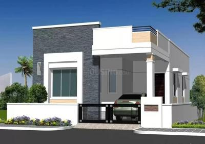 Gallery Cover Image of 800 Sq.ft 2 BHK Villa for buy in Medavakkam for 4850000
