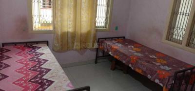 गंगानगर में खान पीजी में बेडरूम की तस्वीर
