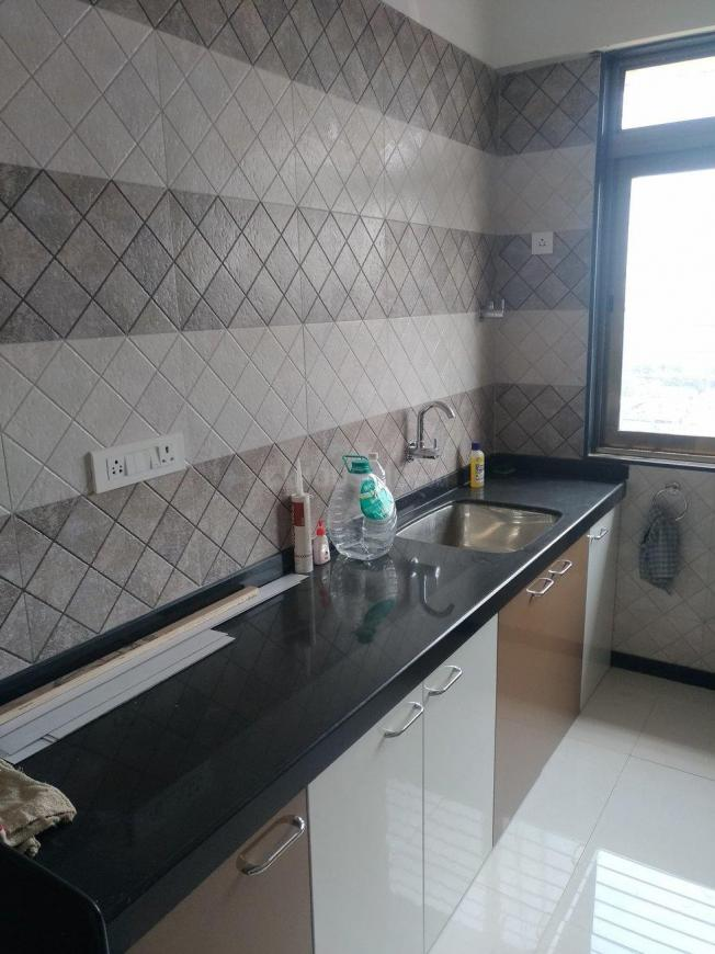 Kitchen Image of 1050 Sq.ft 2 BHK Apartment for rent in Ghatkopar East for 48000
