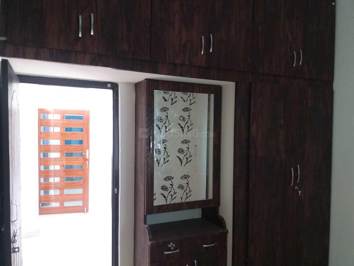 Bedroom Image of 1300 Sq.ft 3 BHK Apartment for rent in Masab Tank for 30000