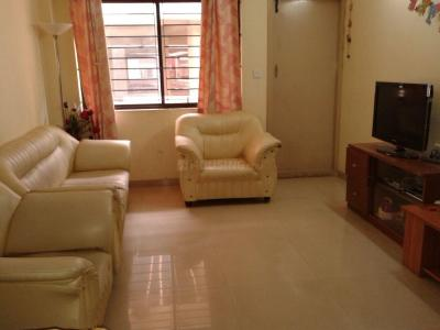 Gallery Cover Image of 1850 Sq.ft 3 BHK Apartment for rent in Vishnu Residency Apartment, Whitefield for 30000