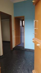 Gallery Cover Image of 600 Sq.ft 1 BHK Independent Floor for rent in Laggere for 6000