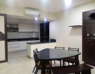 Gallery Cover Image of 2955 Sq.ft 3 BHK Apartment for rent in Rajajinagar for 120000