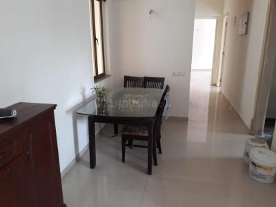 Gallery Cover Image of 1050 Sq.ft 2 BHK Apartment for rent in Kalpataru Siddhachal VI, Thane West for 30000