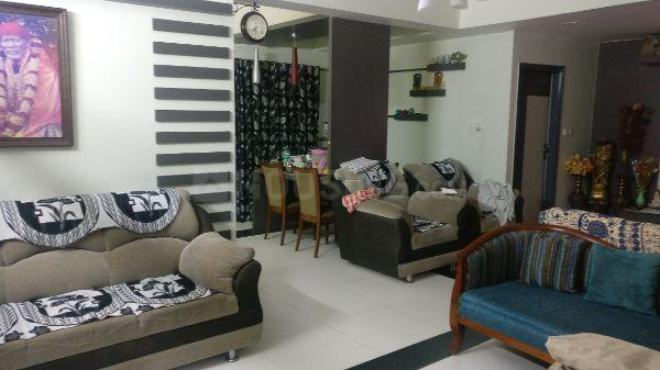 Living Room Image of 2400 Sq.ft 3 BHK Apartment for rent in Chikkalasandra for 35000