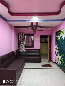 Gallery Cover Image of 1050 Sq.ft 2 BHK Apartment for rent in Airoli for 23000