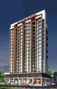 Gallery Cover Image of 765 Sq.ft 1 BHK Apartment for buy in Kalamboli for 6200000