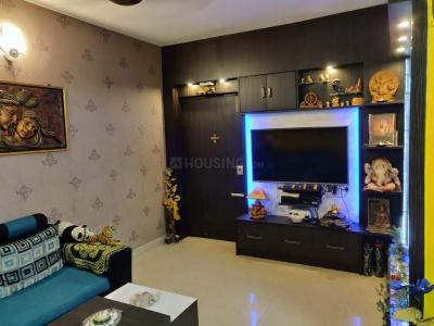 Gallery Cover Image of 900 Sq.ft 2 BHK Apartment for rent in Rajarhat for 22000