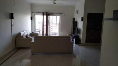 Gallery Cover Image of 1800 Sq.ft 3 BHK Apartment for rent in Yeshwantpura for 50000