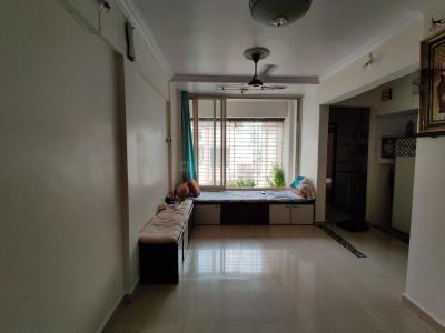 Living Room Image of 1000 Sq.ft 2 BHK Apartment for buy in Vaishnavi Dham, Belapur CBD for 9500000