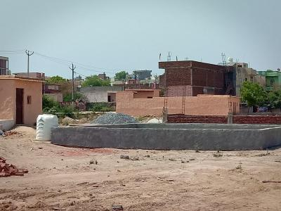 Gallery Cover Image of 450 Sq.ft Residential Plot for buy in Jaitpur for 600000