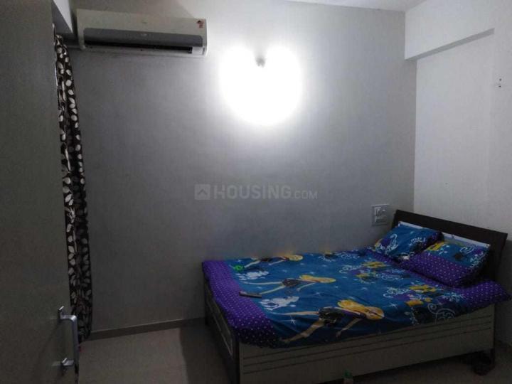 जोधपुर में खातू श्याम पीजी के बेडरूम की तस्वीर