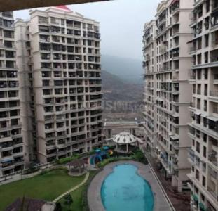 Gallery Cover Image of 1500 Sq.ft 3 BHK Apartment for rent in Nisarg Hyde Park, Kharghar for 28000