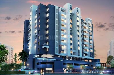 Gallery Cover Image of 610 Sq.ft 2 BHK Independent Floor for buy in Sukhwani Nysa, Ravet, Pune, Ravet for 5490000