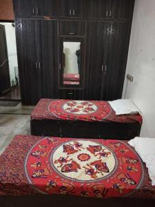 Bedroom Image of PG 4314554 Kalkaji in Kalkaji