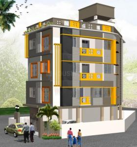 Gallery Cover Image of 1230 Sq.ft 3 BHK Independent Floor for buy in Baishnabghata Patuli Township for 6500000