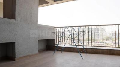 Balcony Image of 605 D Kunal Aspiree in Balewadi