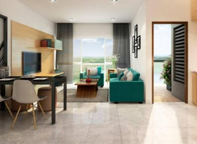Gallery Cover Image of 1255 Sq.ft 2 BHK Apartment for buy in Hinjewadi for 7500000