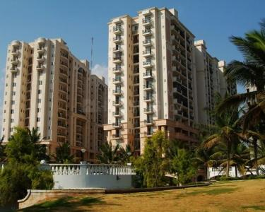 Gallery Cover Image of 1675 Sq.ft 3 BHK Apartment for rent in IBC Platinum City, Yeshwanthpur for 48000