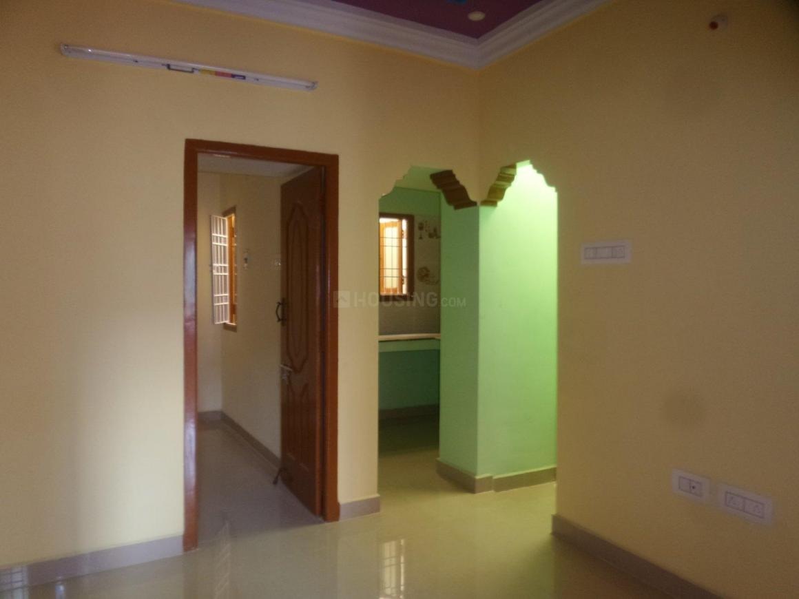 Living Room Image of 743 Sq.ft 2 BHK Independent Floor for rent in Ayappakkam for 7000