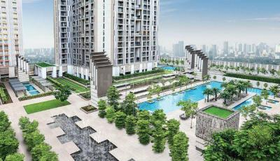 Gallery Cover Image of 1146 Sq.ft 2 BHK Apartment for buy in New Cuffe Parade - Lodha Gardenia, Sion for 19000000