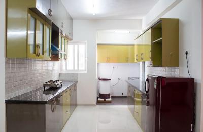 Kitchen Image of C-302 Bren Paddington Nest in Bellandur