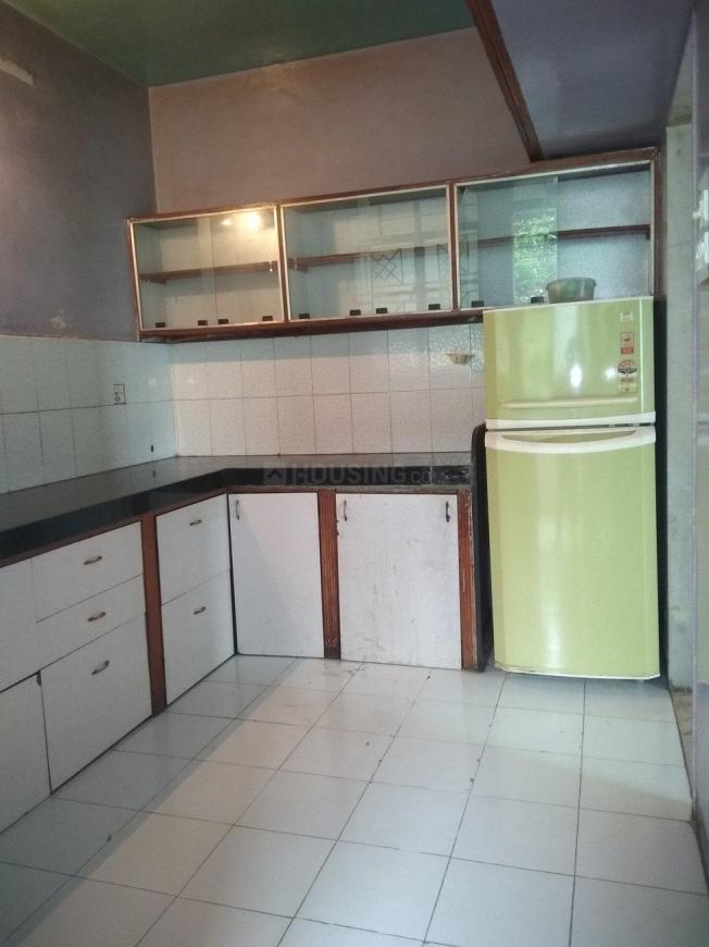 Kitchen Image of 560 Sq.ft 1 RK Apartment for rent in Viman Nagar for 11500