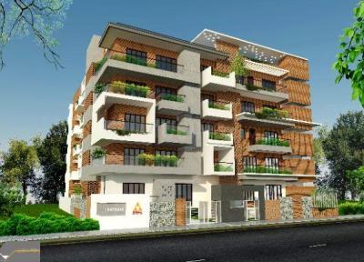 Gallery Cover Image of 1784 Sq.ft 3 BHK Apartment for buy in Banashankari for 21200000