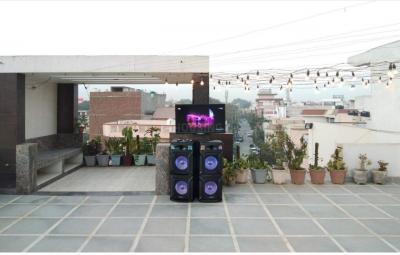 Balcony Image of Atithi PG in Ballabhgarh