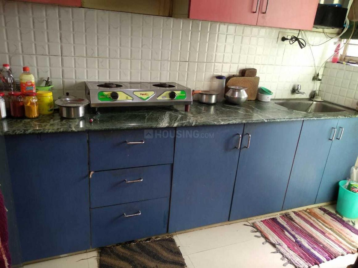 Kitchen Image of 950 Sq.ft 2 BHK Apartment for buy in Kolar Road for 2400000