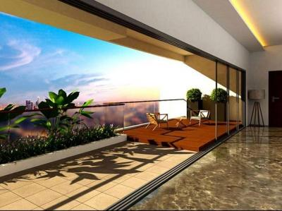 Gallery Cover Image of 5100 Sq.ft 4 BHK Apartment for buy in HRG Verantes, Thaltej for 37500000