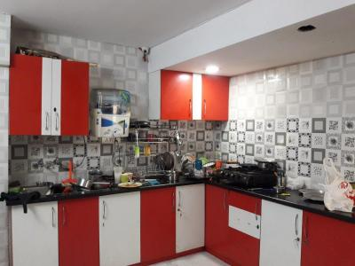 Kitchen Image of Meet House PG in Pitampura