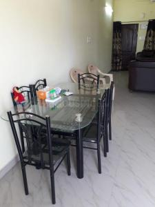 Dining Area Image of 1128 Sq.ft 2 BHK Apartment for buy in Tilhari for 3500000
